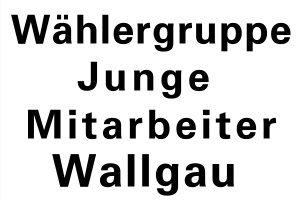 Wählergruppe Junge Mitarbeiter Wallgau